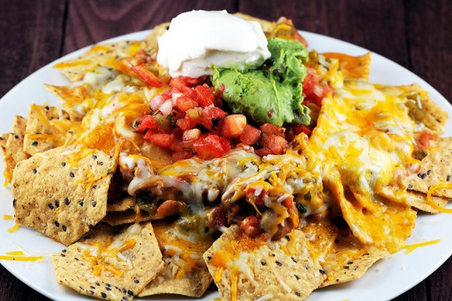 Super Nachos Super Bowl Super Nachos